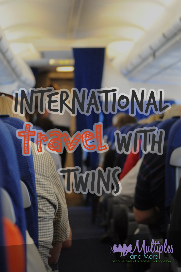 International Travel with tWin
