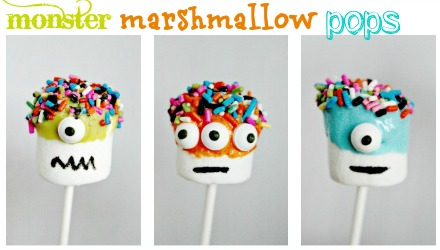 Monster Marshmallow