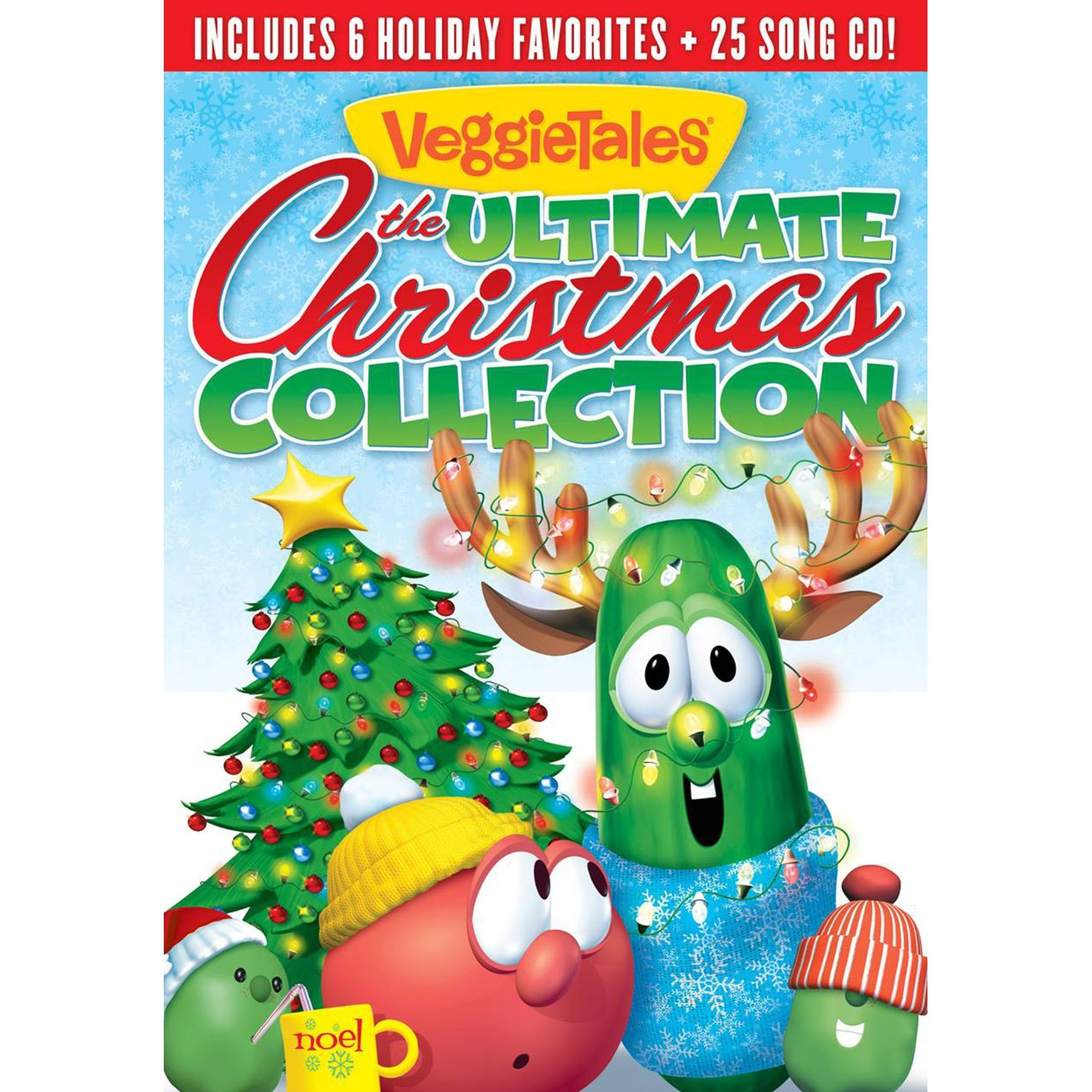 Ultimate Christmas Collection: VeggieTales: The Ultimate Christmas Collection