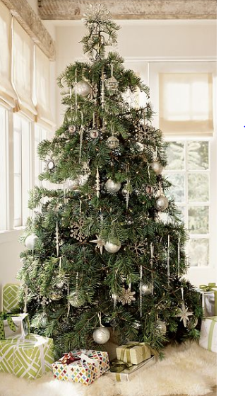 Christmas Tree Themes.O Christmas Tree Six Tree Themes To Try This Season