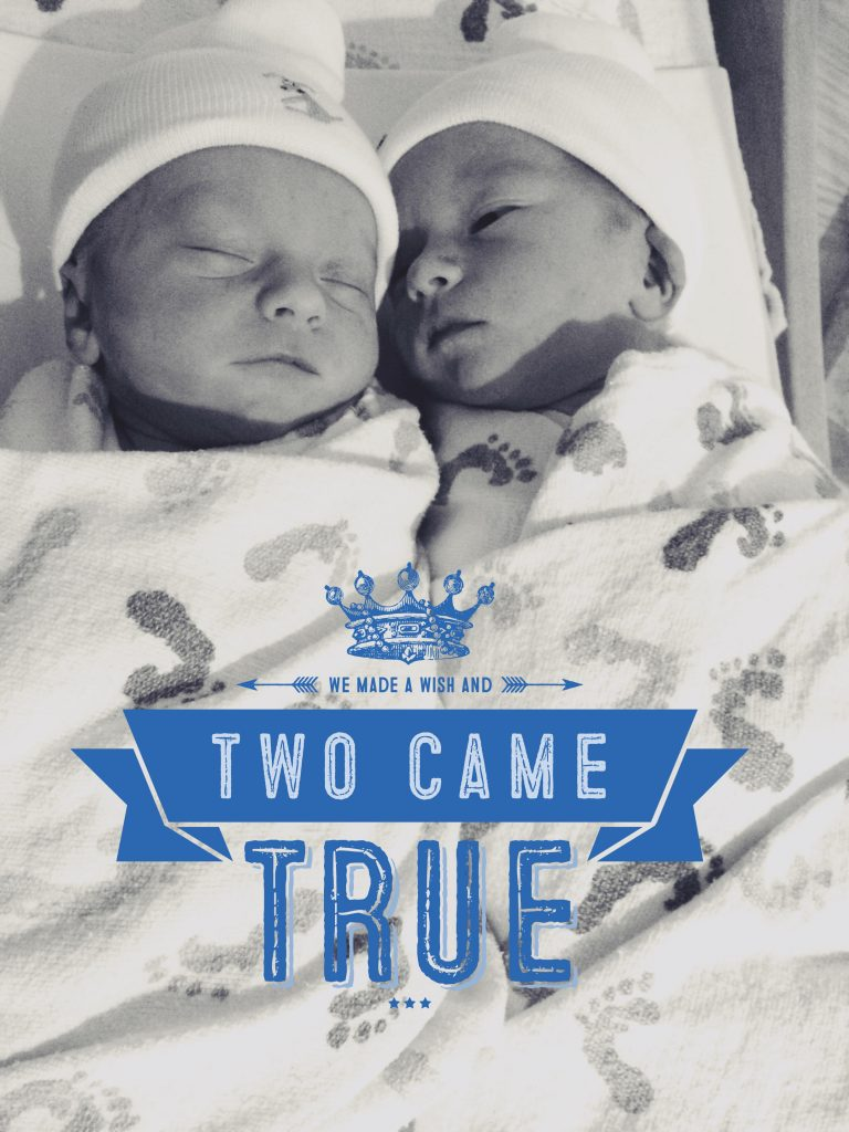 The Infertility Journey to the joy of Twins