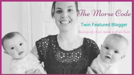 Featured Twin Blogger. The Morse Code