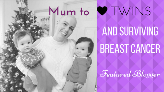 Mom to Twins and Surviving Breast Cancer