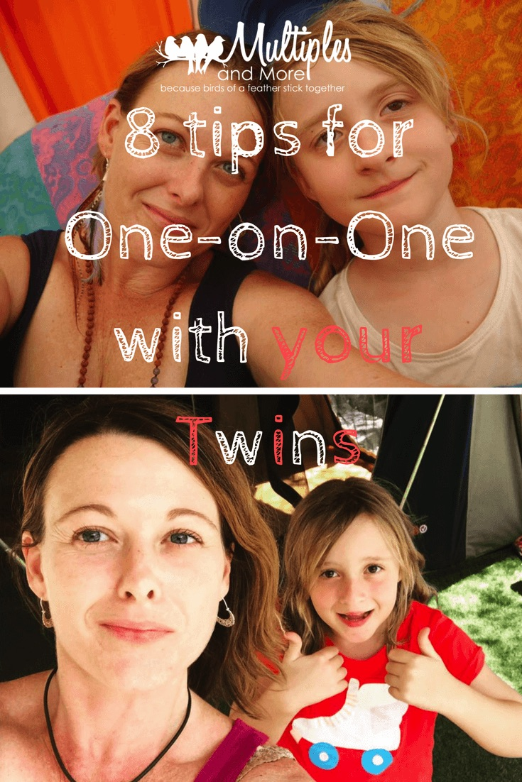 8 tips for One-on-One with your Twins