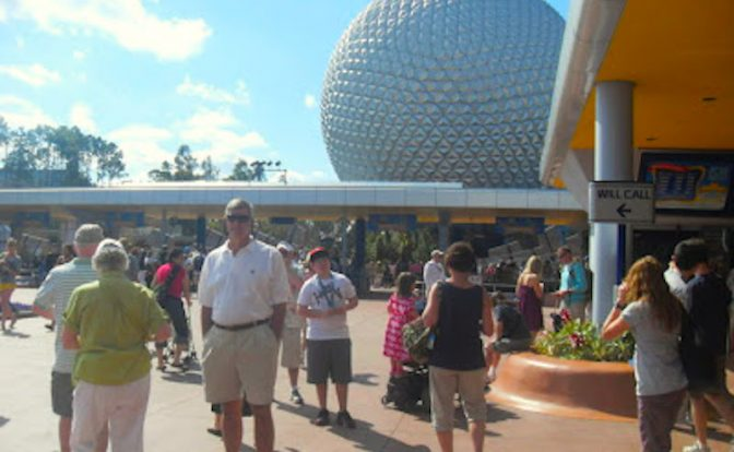 EPCOT Disney