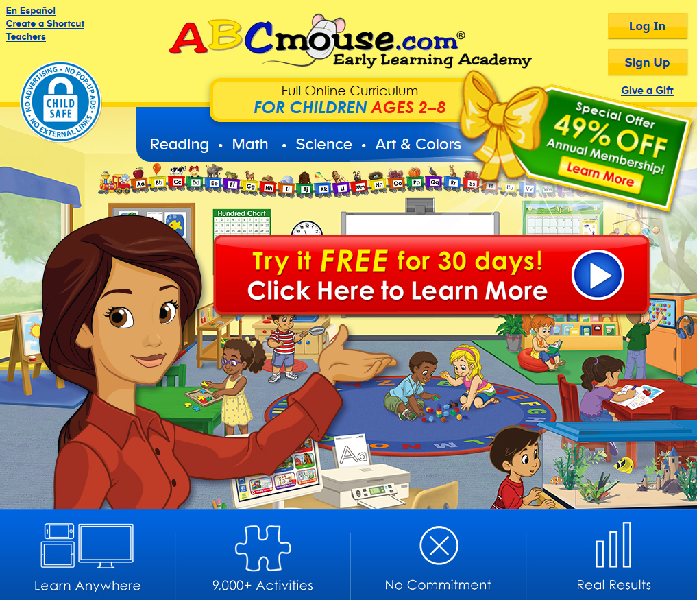 ABCMouse.com Review: Is It Worth the Investment?