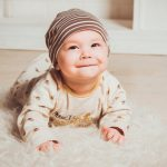 Baby on Carpet