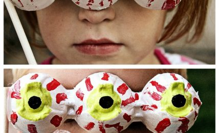 Eyeball Photo Props