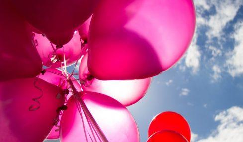 Birthday Ballons