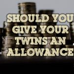 should you give twins an allowance