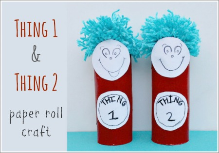 thing1 and thing 2 craft