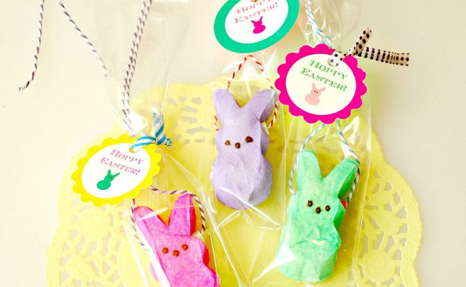 Marshmallow Peeps Candy Gifts