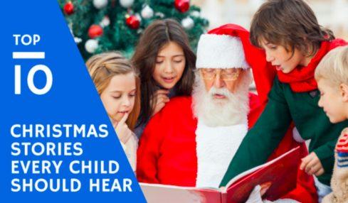 Top 10 Christmas Stories