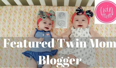 Featured Twin Mom Blogger