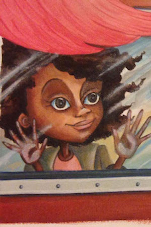 Pinterest 2 by 3-Bessie on the train