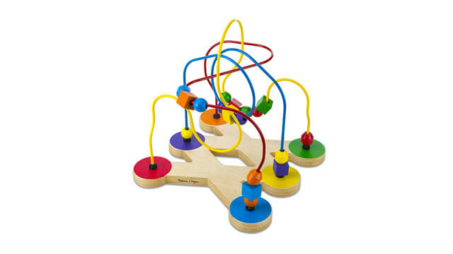 Bead-Maze-Toy
