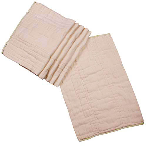OsoCozy Pre-fold Unbleached - Cloth Diapers