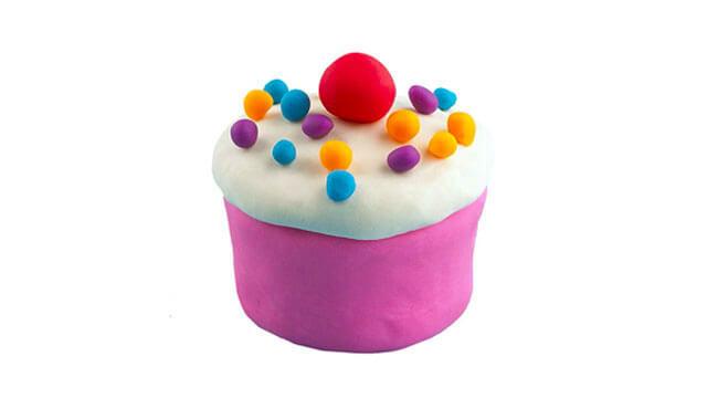 Play-doh-cake