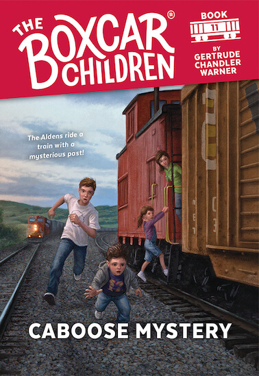 The Boxcar Children - Caboose Mystery