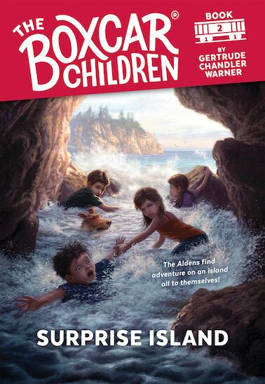 The Boxcar Children - Surprise Island