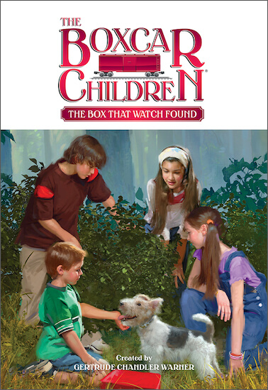 The Boxcar Children - The Box That Watch Found