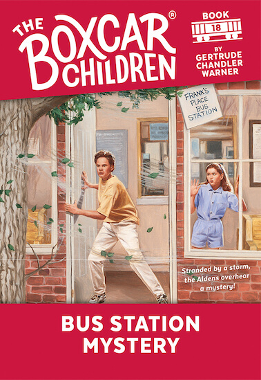 The Boxcar Children - The Bus Station Mystery