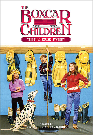 The Boxcar Children - The Firehouse Mystery