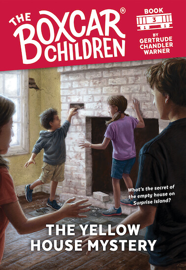 The Boxcar Children - The Yellow House Mystery
