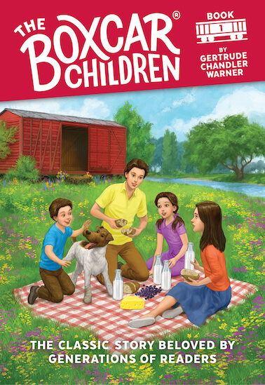 The Boxcar Children Book - 1st edition