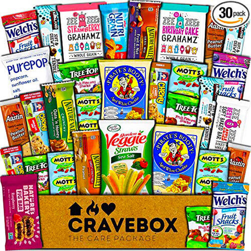 Cravebox healthy care package