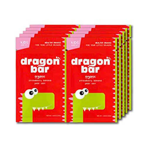 Dragon bars all natural organic