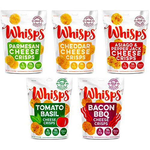 Whisps Cheese Crips