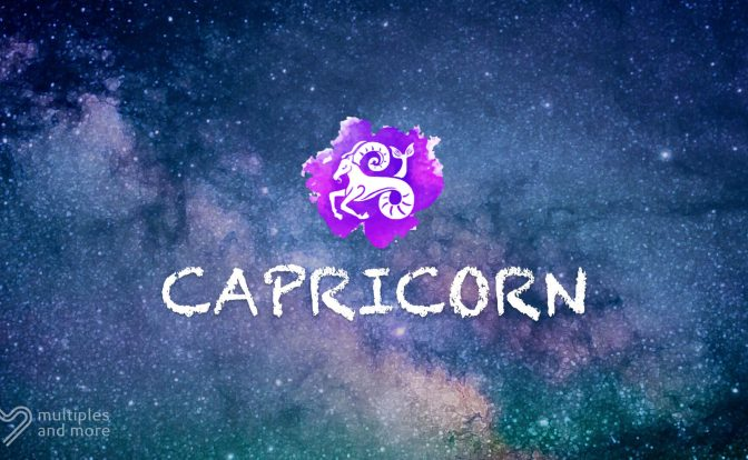 Capricorn child horoscope
